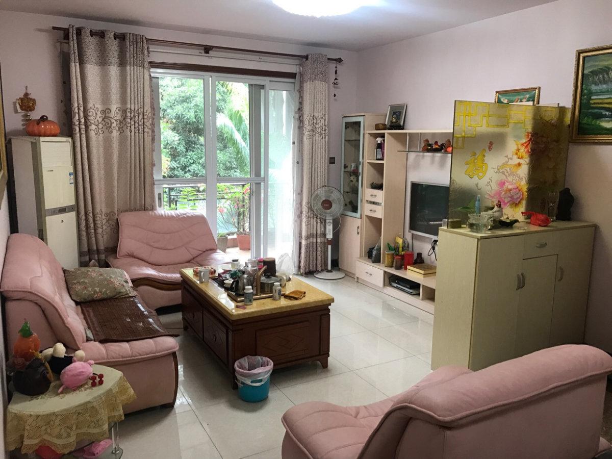广州奥林匹克花园 东南向婚房三室  附送学位 精装修 可看房