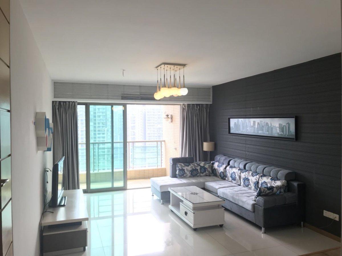 珠江新城环境优雅 隽峰苑  三房南北对流 业主急售 随时看房