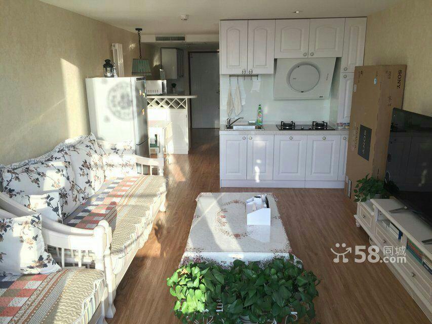 小悦中心临街高层两居室出售 户型好视野无限 房东诚意出售随时看