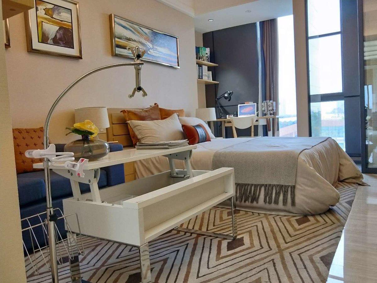 20万首付 中国德国港 租金高  涉外公寓 配套完善 江景房