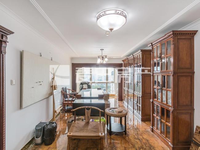 东二环边国贸区永安里 嘉华世纪 156平米2居室出售 南北通透