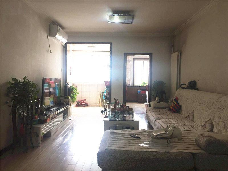 兴政西里三居,中间楼层,满五年住房,只交即可。