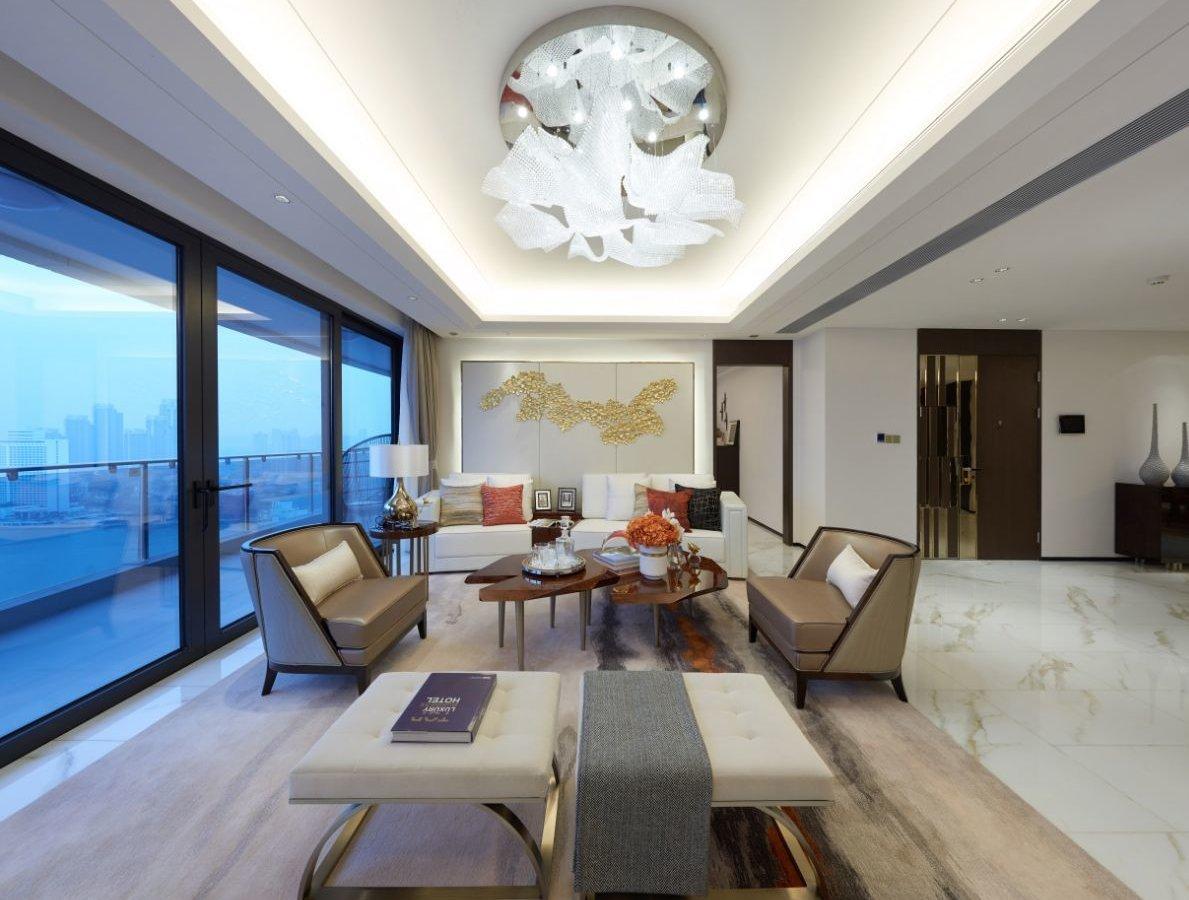 天誉半岛 享三江汇聚江景 拥五万平方私家水漾园林 高品质享受