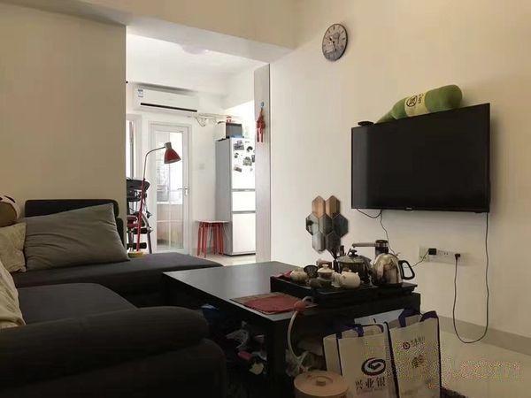 祥庆花园 小户型 业主是设计师自住装修 采光好 间隔方正实用