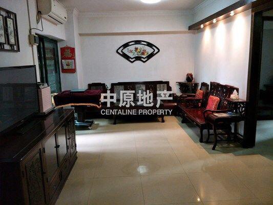 荔港南湾 省级学位厅出阳台 精致两房放售
