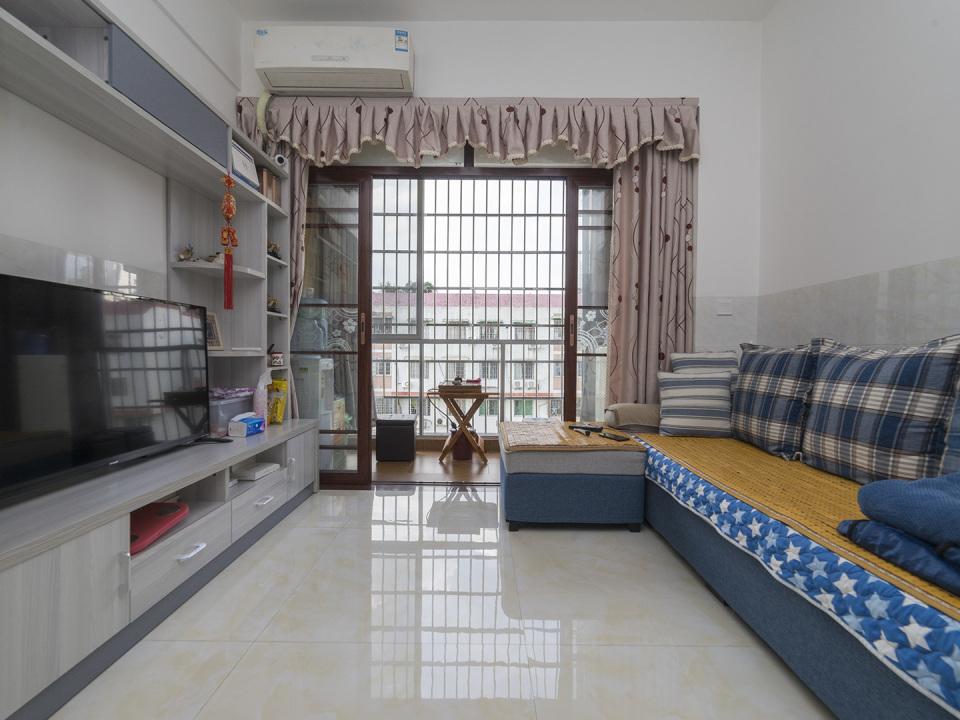 粤信广场阳光公寓  电梯南向2房 户型方正 赤岗地铁 省二医