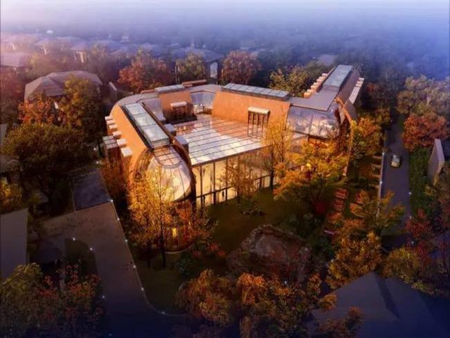 北京一品别墅
