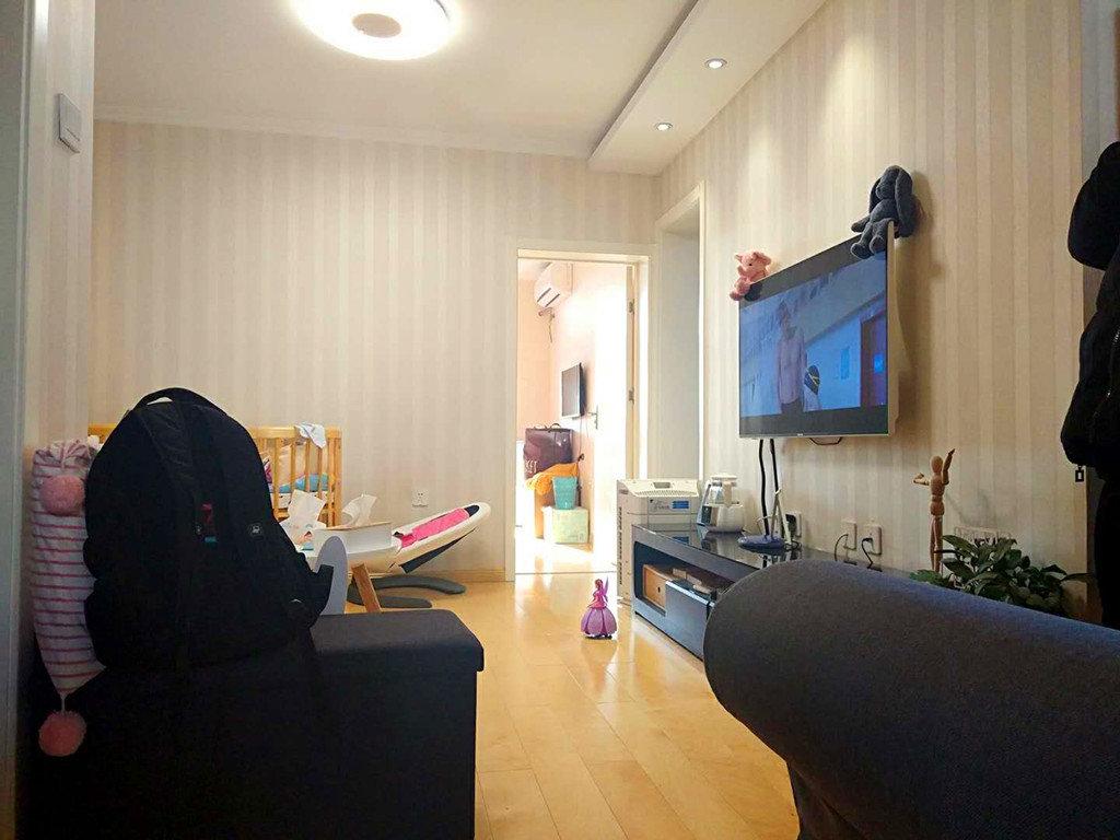 幸福空间、健康生活、行宫三里2居 南北通透 楼层好 精装修