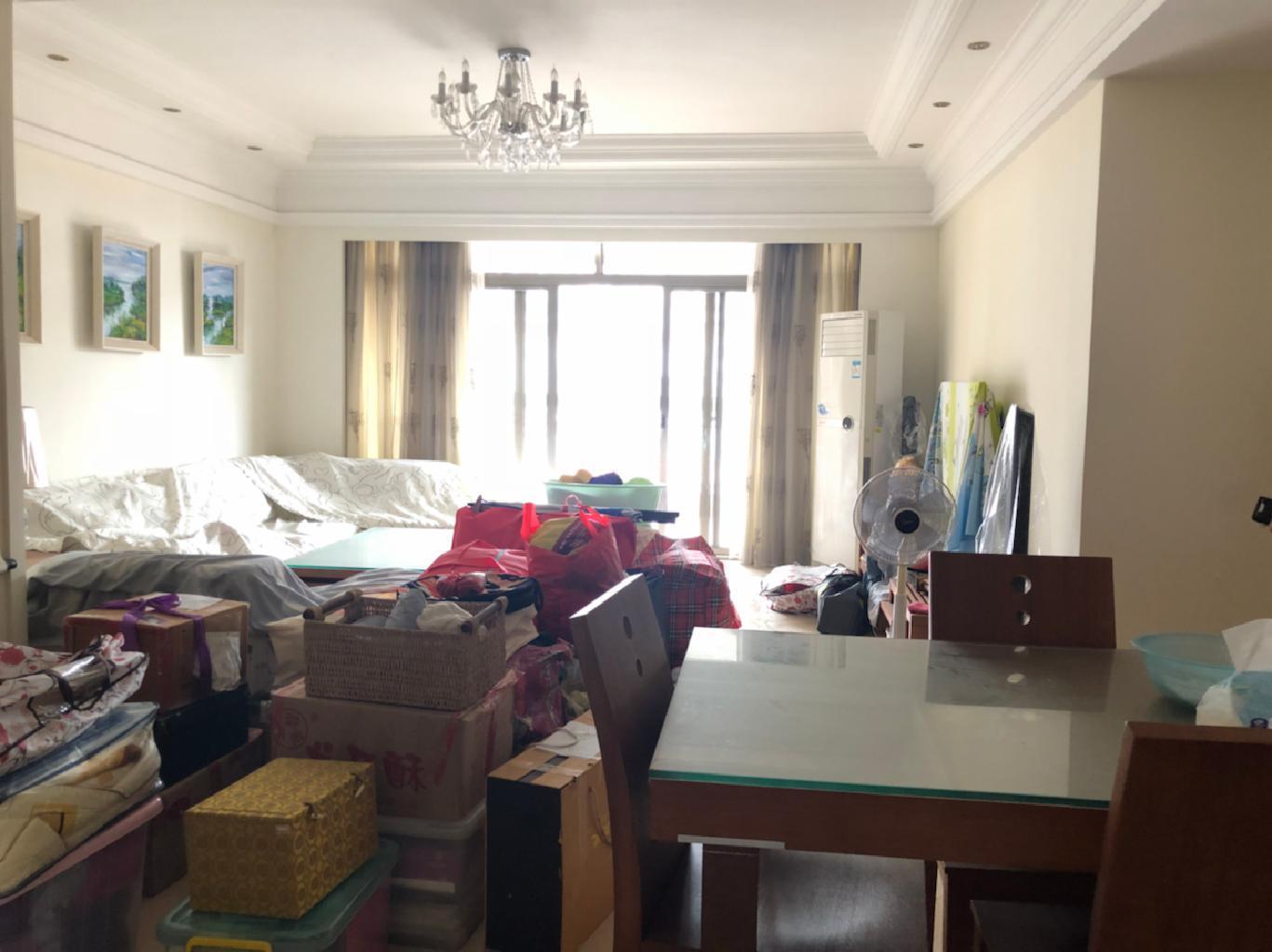 华南边一丘田3室2厅上武成南北向带三个阳台价格实