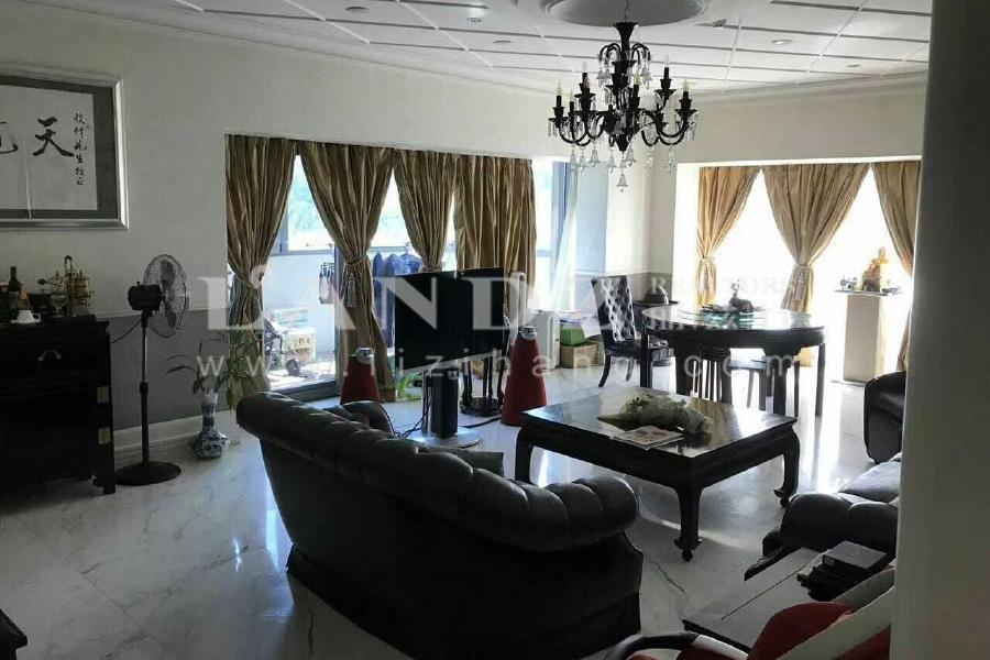 NAGA上院四居室设计 自住高端设计 均为进口材料,意大利大理石