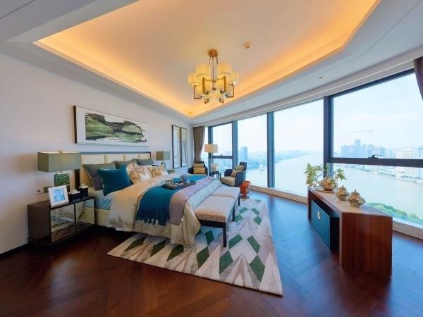 天誉半岛花园 广州 的标杆 三江汇聚 由厅到房皆享珠江美景