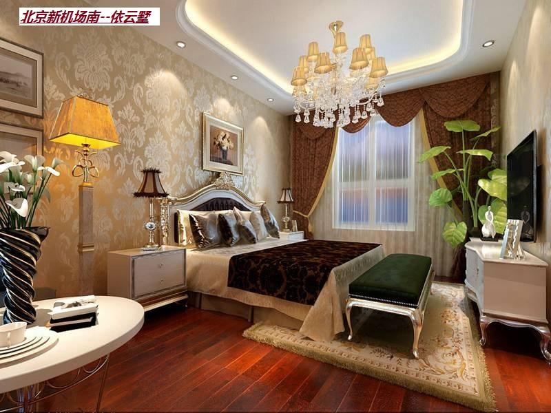 北京南城 牛驼温泉别墅  独栋 联排