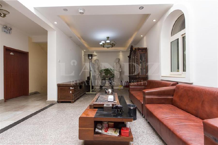 雍和宫带270平米露台,1000平小独栋,随时交易,办事处会所