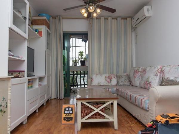 聚德花苑 两房  业主急卖低于市价,看房速度
