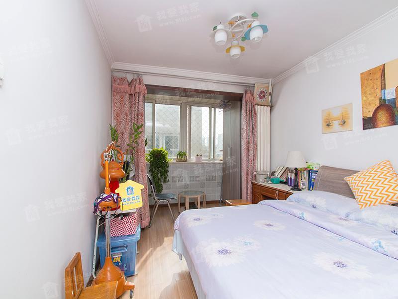 三间房西里 南北通透两居,满五年公房,有正规客厅