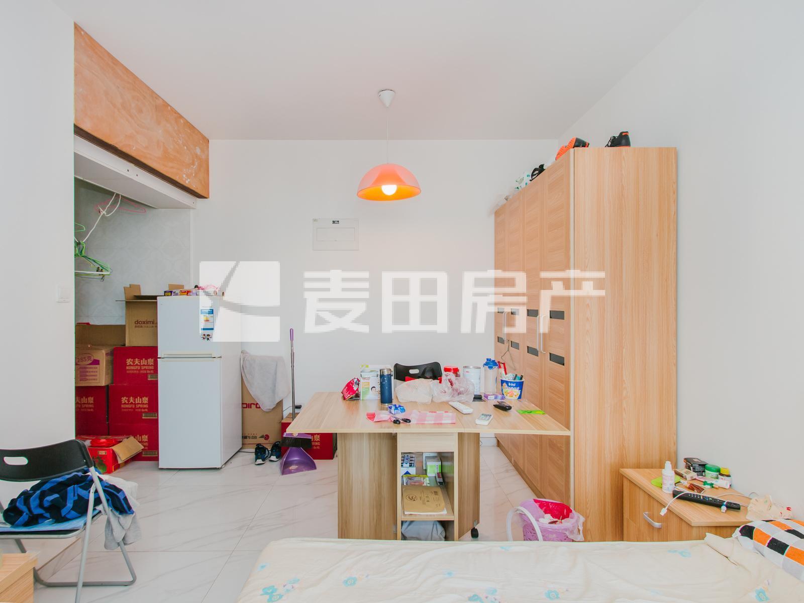 二环新盘玺源台 南向开间 小户型 低总价 高楼层 租金高
