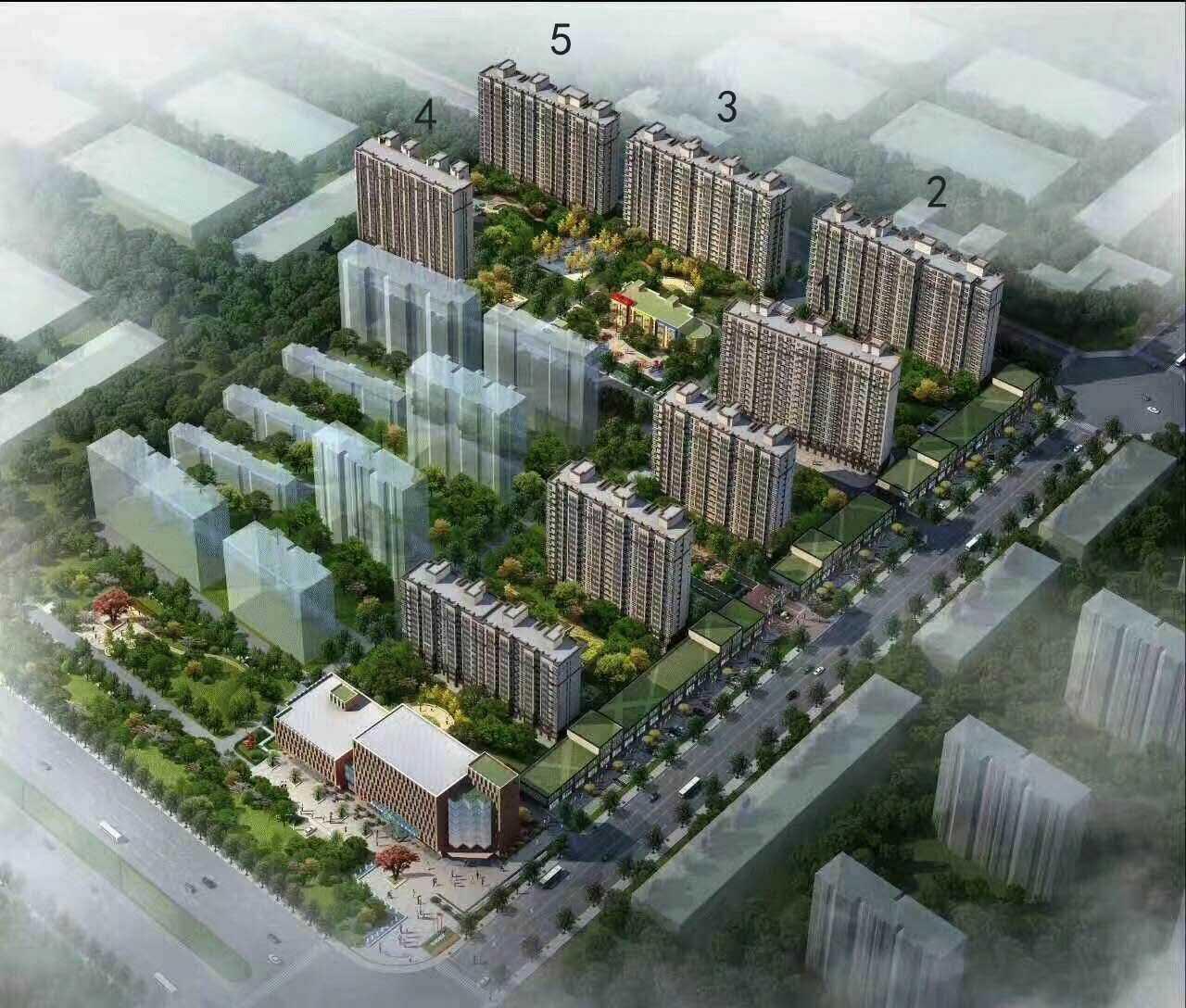 民安华府,70年大产权,外地人也可购买,北京943直达社区