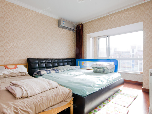 为你而选为你为家 富力桃园A区 4室2厅 153平