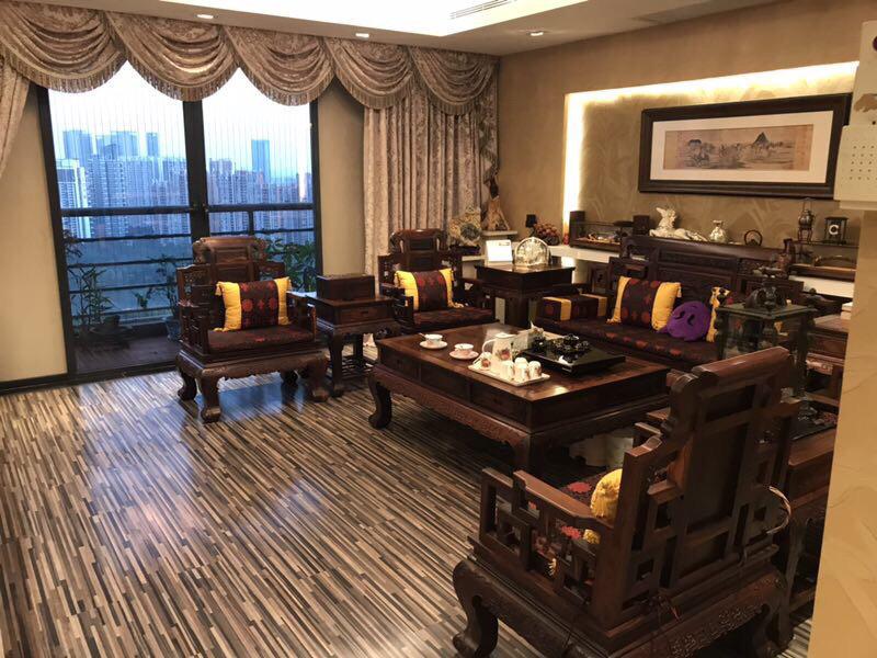 《粤海丽江花园》全新 5室 南北对流望珠江公园景 尽收眼底
