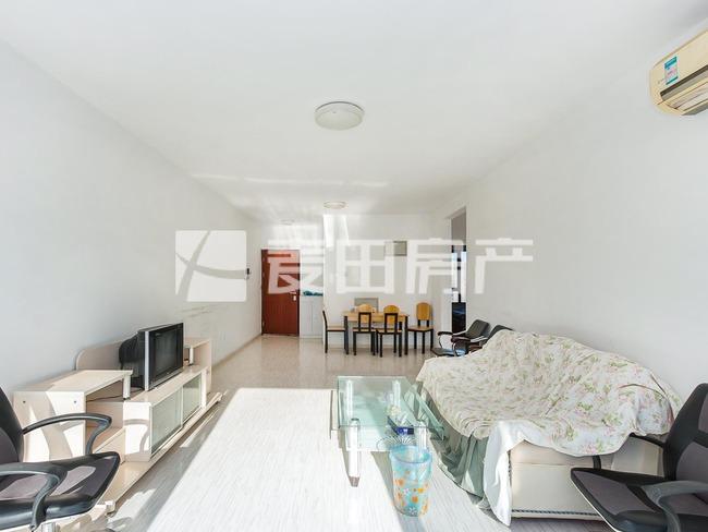 新出中高层2居室+南北通畅+满五年+居住自住房源+看房方便