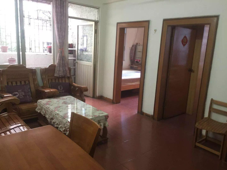 赤岗聚德花苑 低楼层 南向无遮挡 很舒服的三房