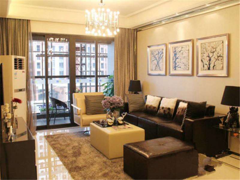 天汇公馆 修两房 酒店式管理 带返租金2千 现楼现卖