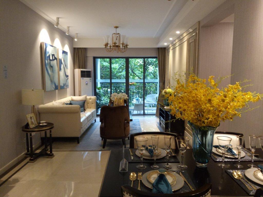 中信山语湖  环境优美买洋房享受别墅环境,毛坯出售仅75万