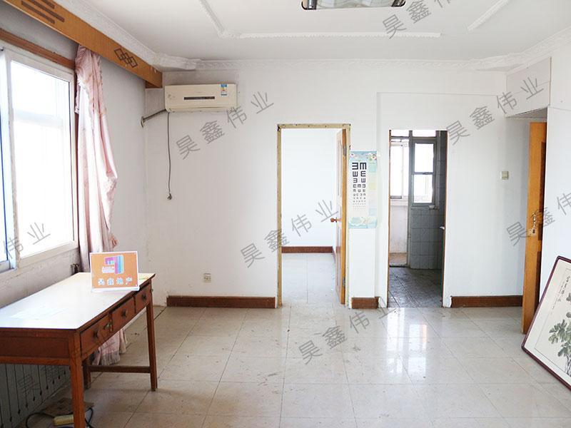 售城关万宁新区正规两室一厅南北通透紧邻燕房线城铁