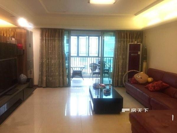 广州雅居乐花园新地 南北通透户型 190方4室出售