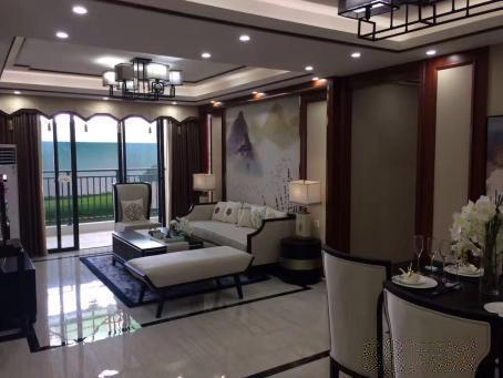 广州北一手景湖半山郡全新带装修 仅需10万起 三房四房,