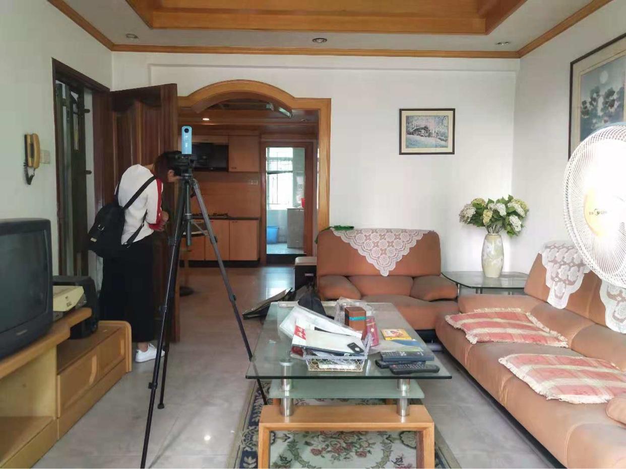 洛湖居 温馨舒适 南向两房 采光好 位置安静 看房随时方便