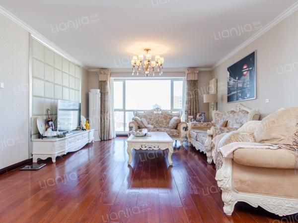为你而选为你为家 CBD国贸商位置好,婚房装修,高层通透4居