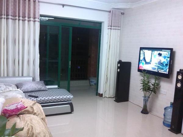 雅宝新城 带装修 温馨户型 3房2厅