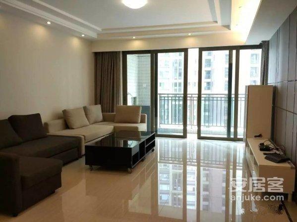 珠江新城 中海花城湾 高层正南向大三房  /上盖物业 诚意卖