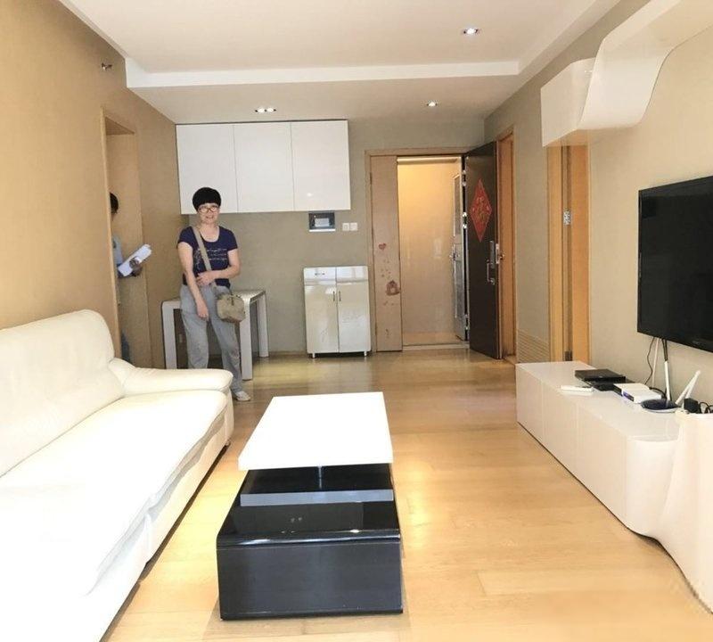 珠江新城 高端住宅公寓 标杆小区 星汇云锦 精致一房一厅 急卖