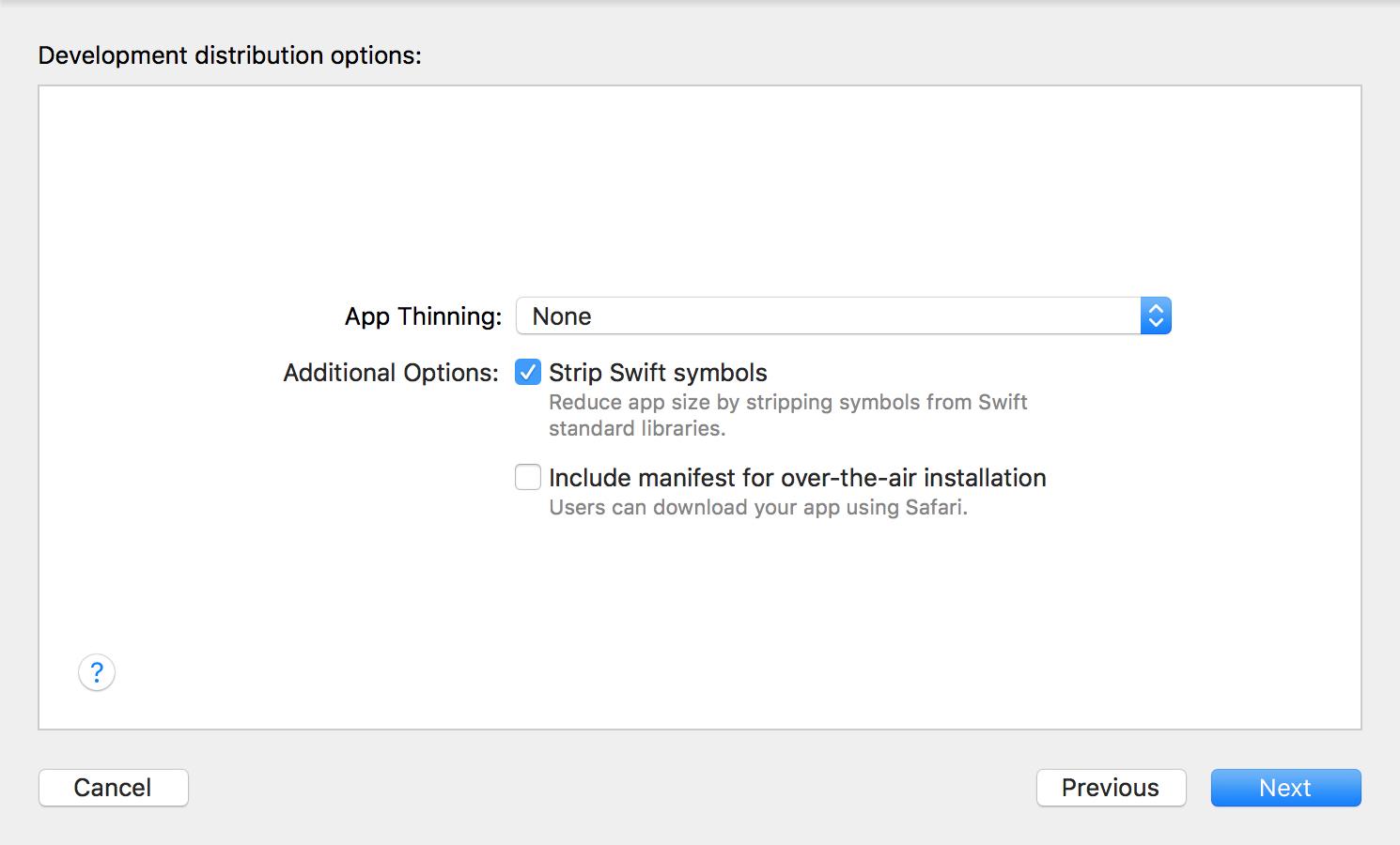 iOS 安装包瘦身 (上篇)