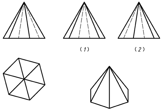 中国大学MOOC 画法几何与工程制图(1)(广东工业大学)1450713195 最新慕课完整章节测试答案