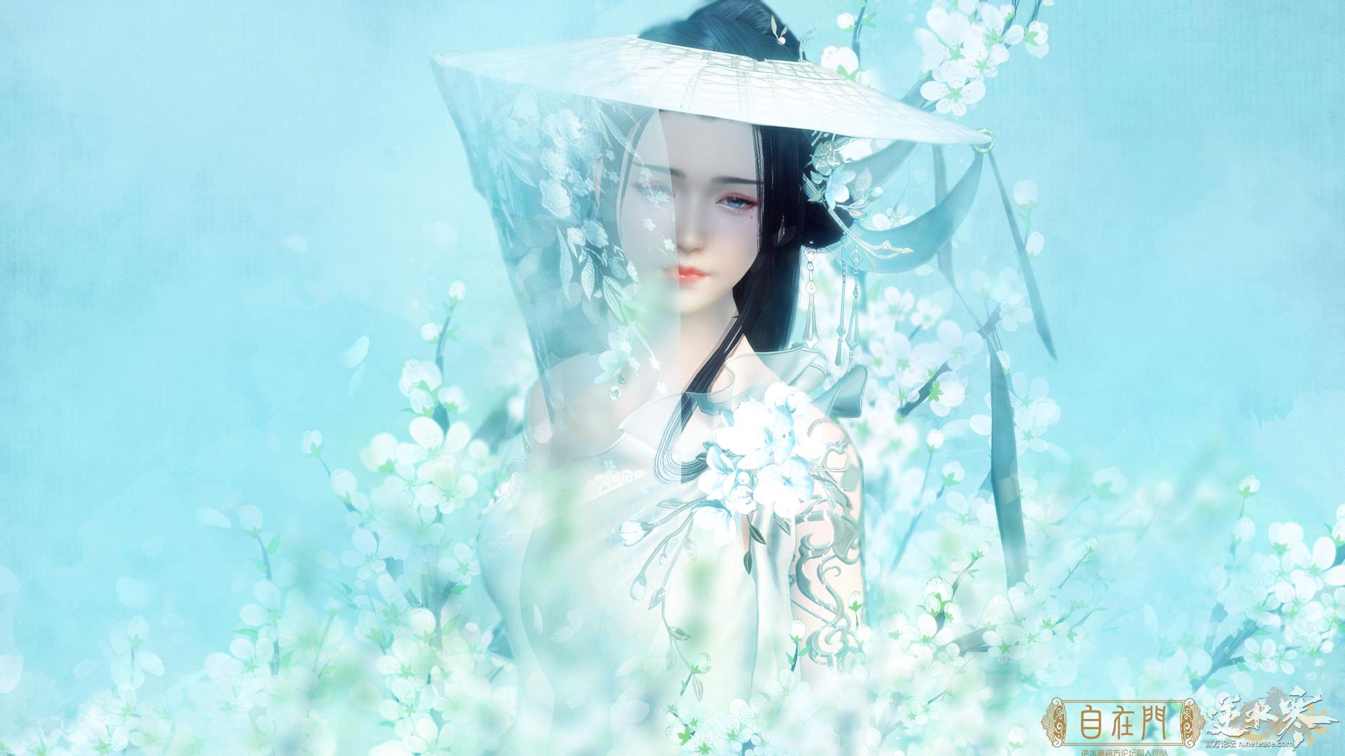 【自在门·制图】花语系列3P