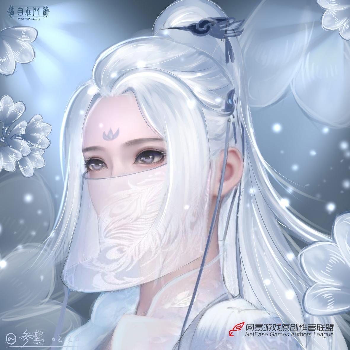 你醒啦?听说要出白面纱啦,戴上它你就是小仙女本仙!【自在门】【...