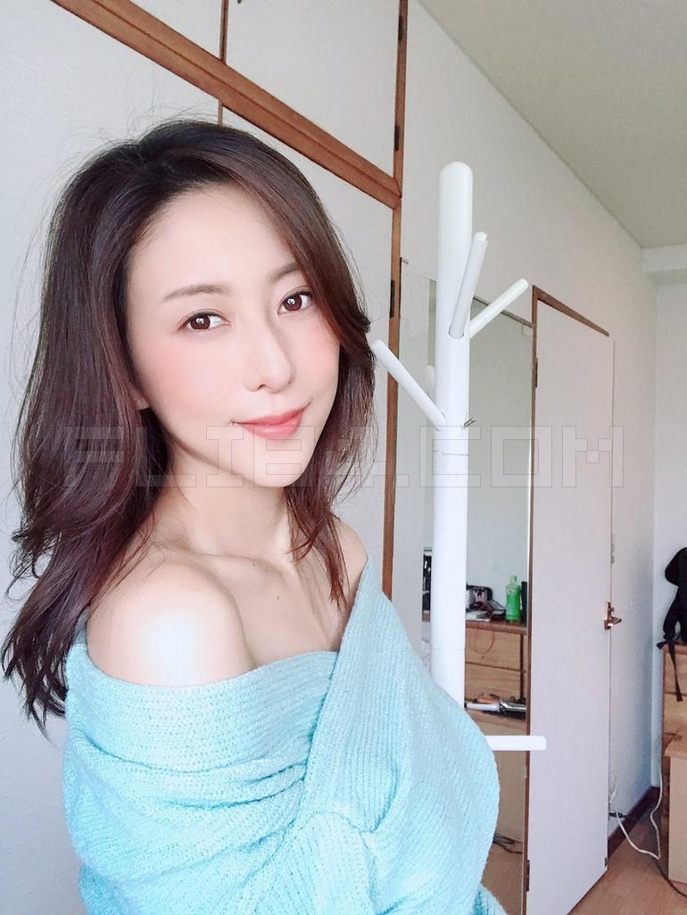 2个月没新片…松下纱栄子现况update!